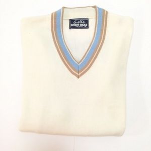 Vintage 70's Arnold Palmer Golf Sweater v neck